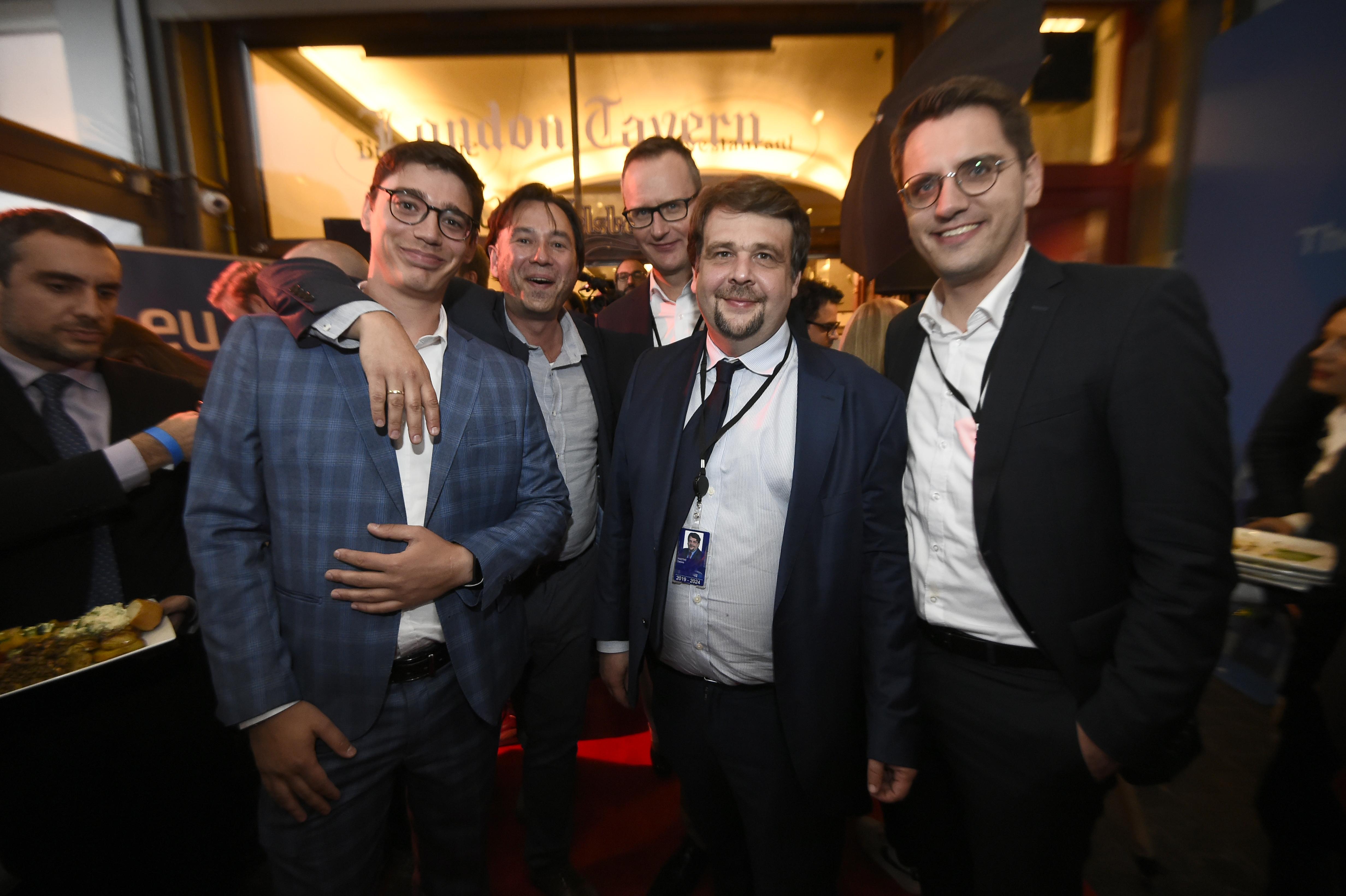 EU40 Summer BBQ 2019