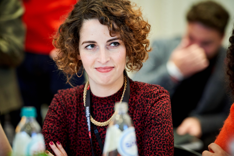 Luisa Porritt MEP - YouTube Pop-Up Space