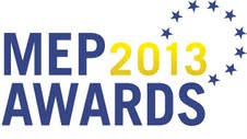MEPs awards logo