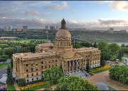 Legislature Building Edmonton